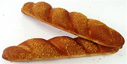 Батон «Весенний»  обогащенный бетулином  «Русский здоровый продукт», масса 0,2 кг