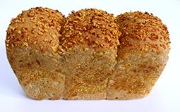 Хлеб из пшеничнои муки  обогащенный бетулином  «Русский здоровый продукт», масса 0,5 кг